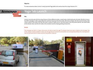 406  Yoga Tab Launch Lenovo