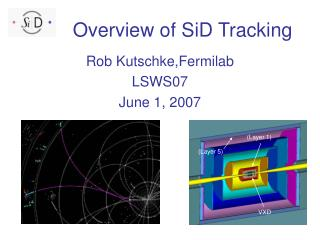 Overview of SiD Tracking