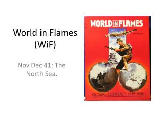 World in Flames (WiF)