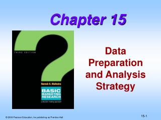 Data Preparation and Analysis Strategy