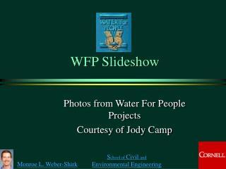 WFP Slideshow