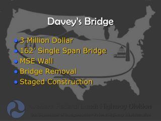 Davey's Bridge