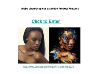 adobe photoshop cs6 extended edition