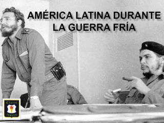 américa durante la guerra fría