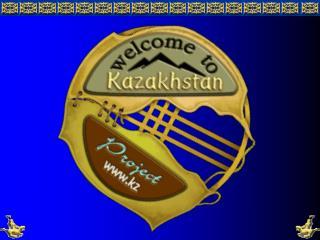 Kazakhstan in Brief