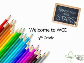 Welcome to WCE