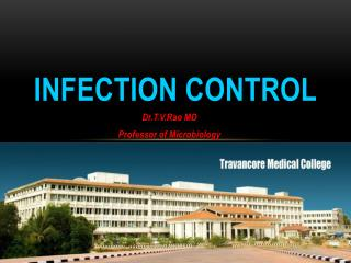Infection control, hospital infections