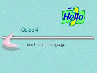 Guide 4