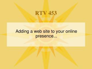 RTV 453