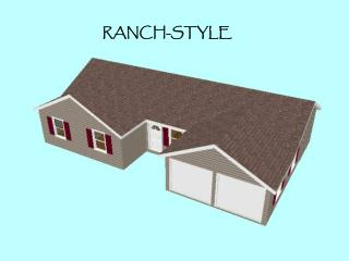 RANCH-STYLE