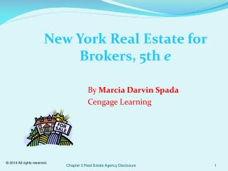 New York Real Estate for Brokers,  5th  e