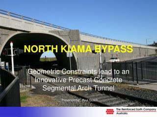 NORTH KIAMA BYPASS