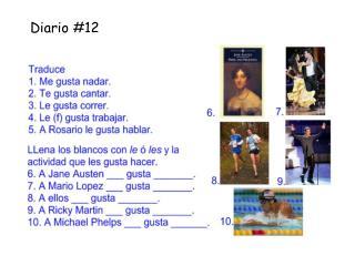 Diario  #12