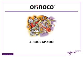 AP-500 / AP-1000