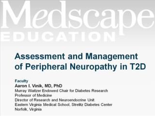Assessment and Management of Peripheral Neuropathy in T2D