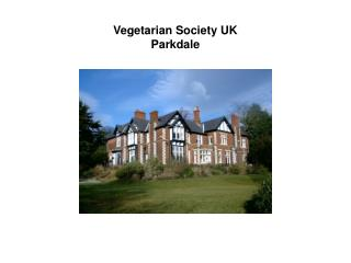 Vegetarian Society UK Parkdale