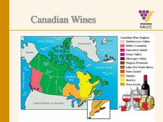 Canadian Wines
