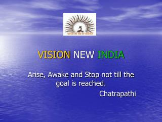 VISION  NEW  INDIA