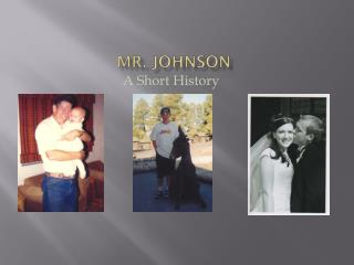 Mr. Johnson