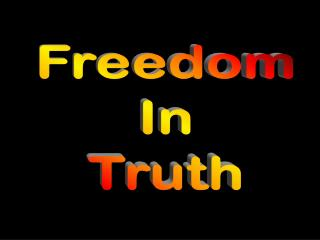 Freedom In Truth