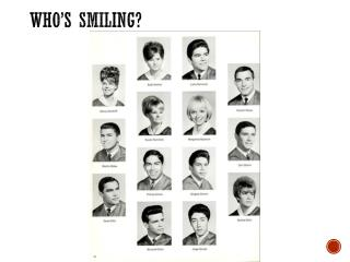Who's Smiling?