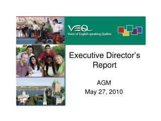 Executive Director's Report