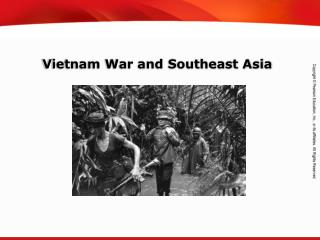 Vietnam War and Southeast Asia