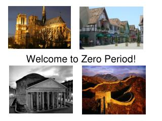Welcome to Zero Period!