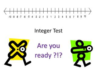 Integer Test
