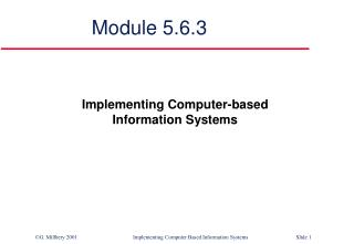 Module 5.6.3