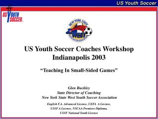 """""""Teaching In Small-Sided Games"""""""