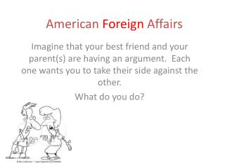 American Foreign Affairs
