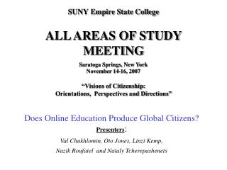 SUNY Empire State College