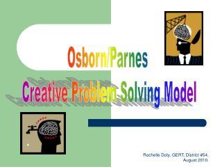 Osborn/Parnes  Creative Problem Solving Model