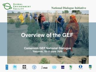 Overview of the GEF
