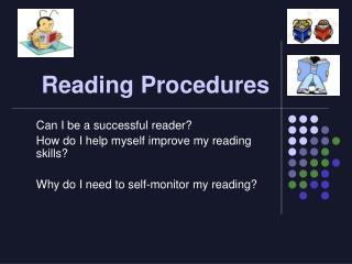 Reading Procedures