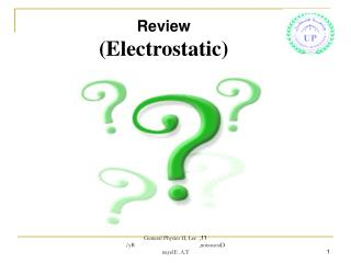 Review (Electrostatic)