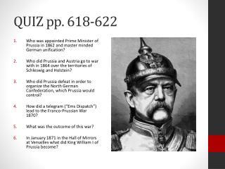 QUIZ pp. 618-622