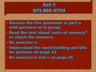 Discuss the five questions in part a with partners or in group.