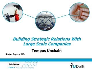 Building Strategic Relations With Large Scale Companies Tempus Unchain