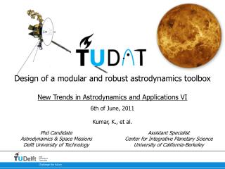 Design of a modular and robust astrodynamics toolbox