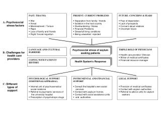 B:  Challenges for       health care        providers