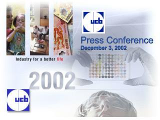 Press Conference December 3, 2002