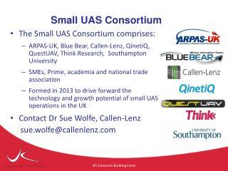 Small UAS Consortium