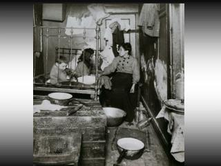 LIFE IN A TENEMENT�