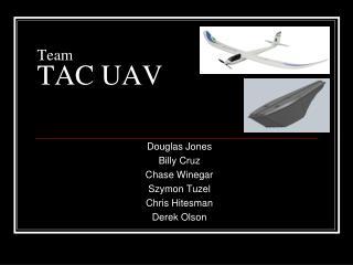 Team TAC UAV