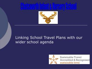 Linking School Travel Plans with our wider school agenda
