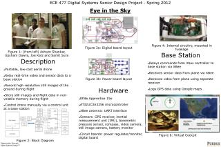 ECE 477 Digital Systems Senior Design Project - Spring 2012 Eye in the Sky