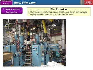 Blow Film Line