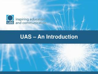 UAS – An Introduction